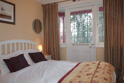 Double bedroom at Hazelwood in Keswick